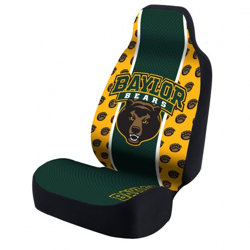 Baylor Bears Paw Universal Bucket Car Seat Cover