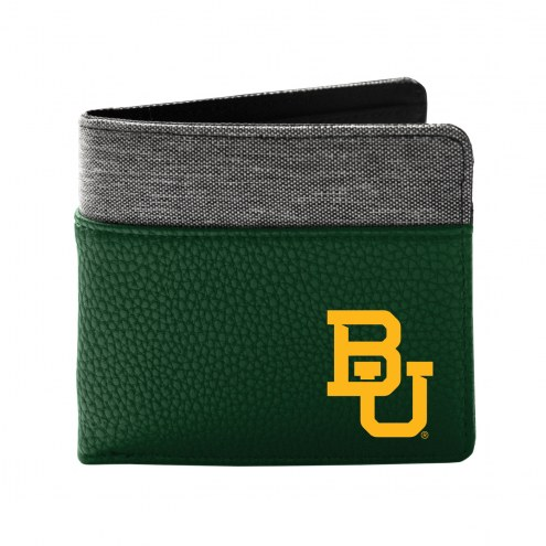 Baylor Bears Pebble Bi-Fold Wallet