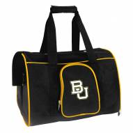 Baylor Bears Premium Pet Carrier Bag