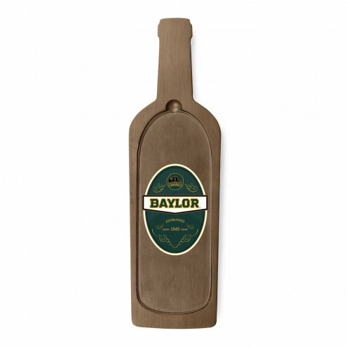 Baylor Bears Reserve Glass Top Serving Tray