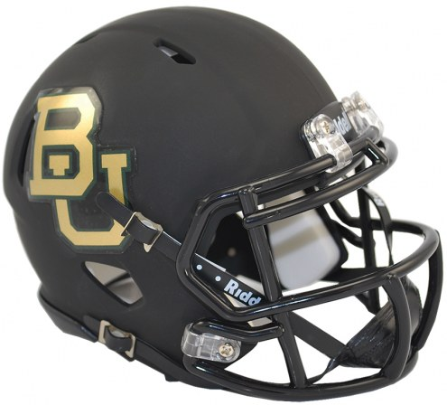 Baylor Bears Riddell Speed Mini Collectible Matte Football Helmet