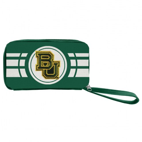 Baylor Bears Ripple Zip Wallet