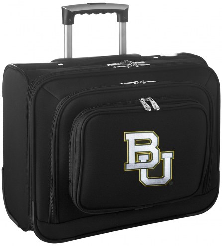 Baylor Bears Rolling Laptop Overnighter Bag
