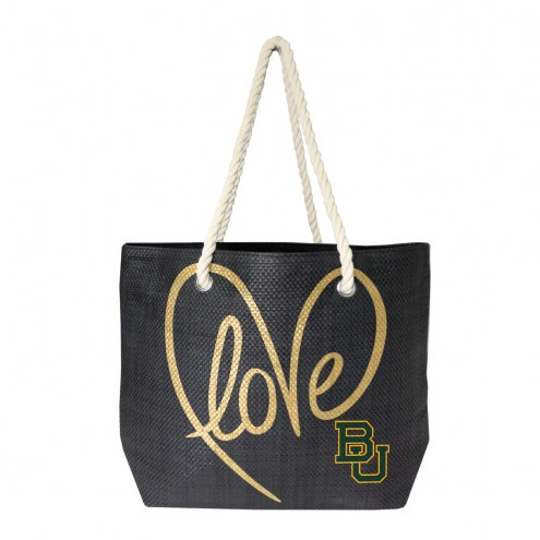Baylor Bears Rope Tote