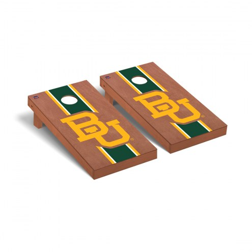 Baylor Bears Rosewood Stained Cornhole Game Set