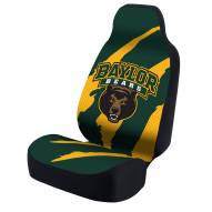 Baylor Bears Scratch Universal Bucket Car Seat Cover