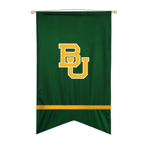 Baylor Bears Sidelines Wall Flag