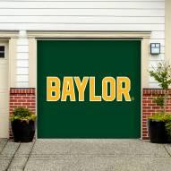 Baylor Bears Single Garage Door Banner