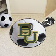Baylor Bears Soccer Ball Mat