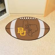 Baylor Bears Southern Style Football Floor Mat