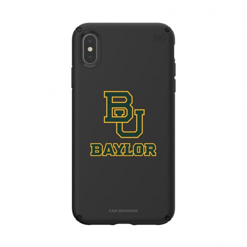 Baylor Bears Speck iPhone XS Max Presidio Pro Black Case