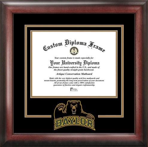 Baylor Bears Spirit Diploma Frame