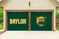 Baylor Bears Split Garage Door Banner