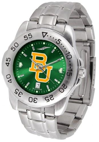 Baylor Bears Sport Steel AnoChrome Men's Watch
