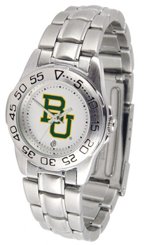 Baylor Bears Sport Steel Women's Watch