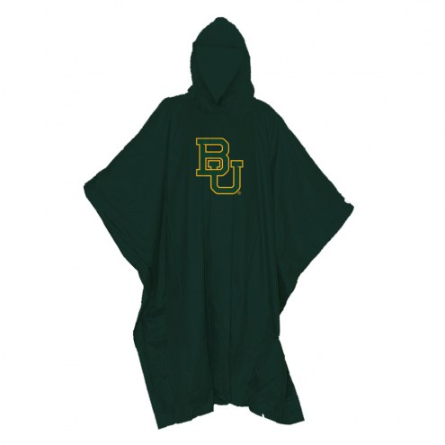 Baylor Bears Stormfront Lightweight Rain Poncho