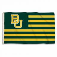 Baylor Bears Stripes 3' x 5' Flag