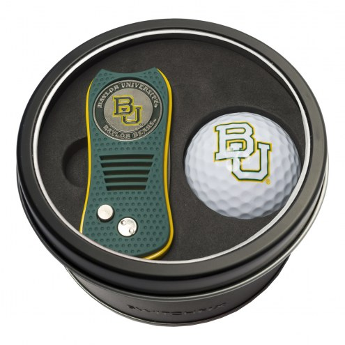 Baylor Bears Switchfix Golf Divot Tool & Ball