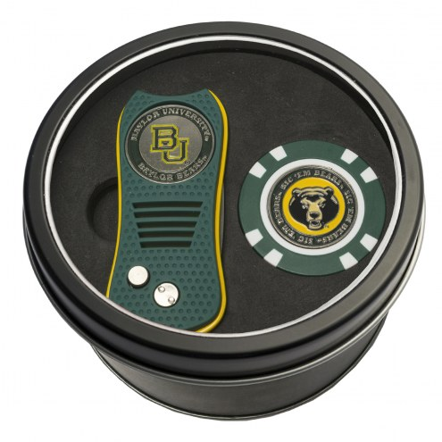 Baylor Bears Switchfix Golf Divot Tool & Chip