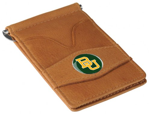 Baylor Bears Tan Player's Wallet