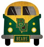 Baylor Bears Team Bus Sign
