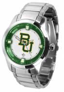 Baylor Bears Titan Steel Men's Watch