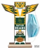 Baylor Bears Totem Mask Holder
