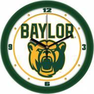 Baylor Bears Traditional Wall Clock