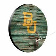 Baylor Bears Weathered Design Hook & Ring Game