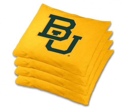 Baylor Bears Cornhole Bags - Set of 4