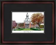 Baylor University Academic Framed Lithograph