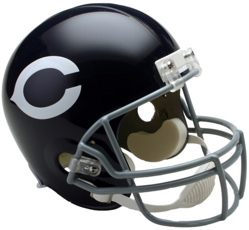 Riddell Chicago Bears 1962-73 VSR4 Collectible Throwback NFL Football Helmet