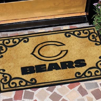 Chicago Bears NFL Door Mat