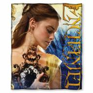 Beauty & The Beast Enchanted Silk Touch Blanket
