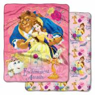 Beauty & The Beast Enchantment Cloud Throw Blanket