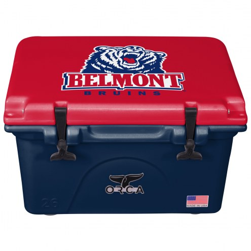 Belmont Bruins ORCA 26 Quart Cooler