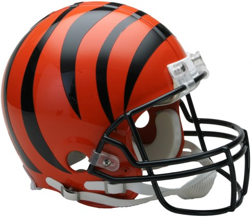 Riddell Cincinnati Bengals Authentic VSR4 NFL Football Helmet