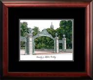 University of California Berkley Academic Framed Lithograph