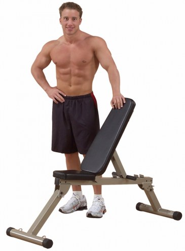 Best Fitnes Folding Bench
