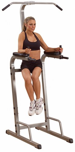 Best Fitness Vertical Knee Raise