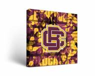 Bethune-Cookman Wildcats Fight Song Canvas Wall Art