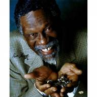 Bill Russell Signed 'Rings' 16 x 20 Photo
