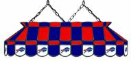 "Buffalo Bills NFL Team 40"" Rectangular Stained Glass Shade"