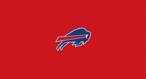 Buffalo Bills NFL Team Logo Billiard Cloth