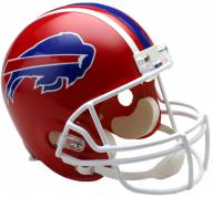 Riddell Buffalo Bills 1987-01 Deluxe Collectible Throwback NFL Football Helmet