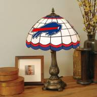 Buffalo Bills NFL Stained Glass Table Lamp