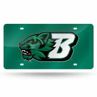 Binghamton Bearcats Laser Cut License Plate