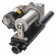 Bison 3/4 HP Electric Backstop Winches
