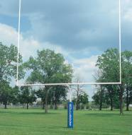 "Bison 4 1/2"" High School Football Goalposts"