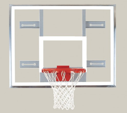 "Bison 42"" x 54"" Glass Conversion Basketball Backboard"